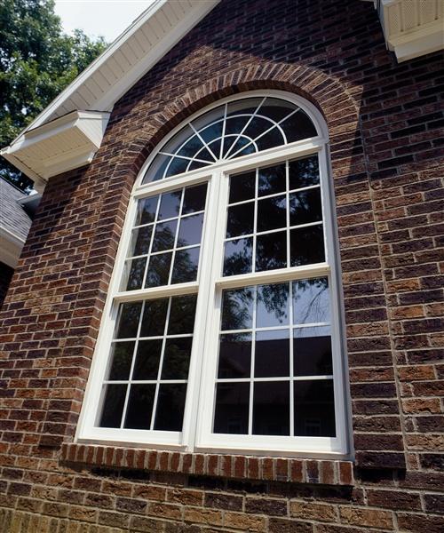 Egress Window Stonecraft Insulation Gutters Shutters Basement Bow Wood Entrance