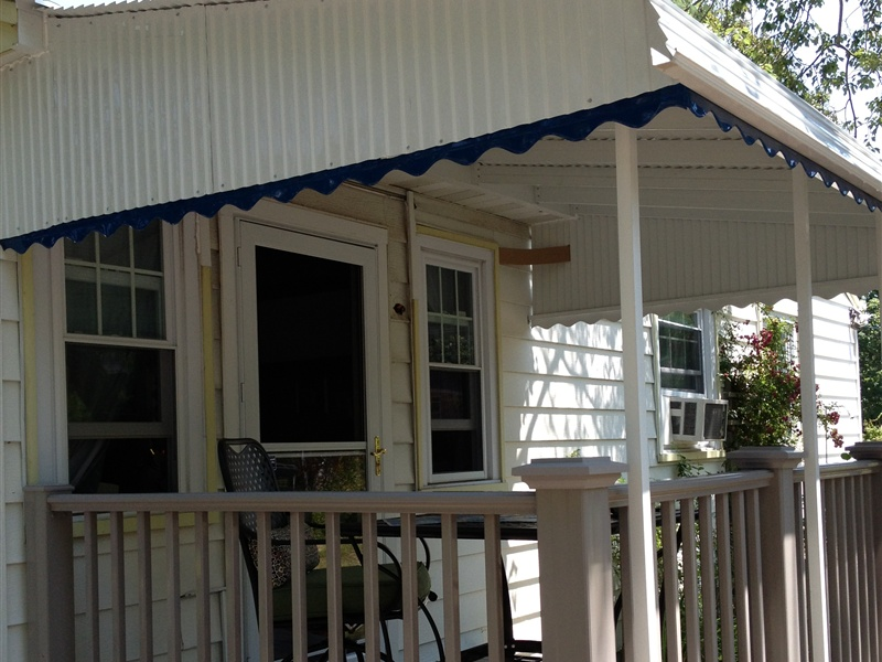 Egress Window | Stonecraft | insulation | gutters | shutters
