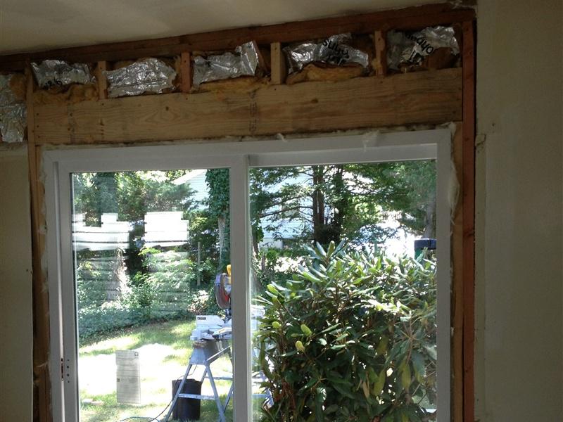 Egress Window Stonecraft Insulation Gutters