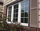 Triple Vent Casement Window