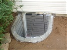 Complete Egress Window with cover